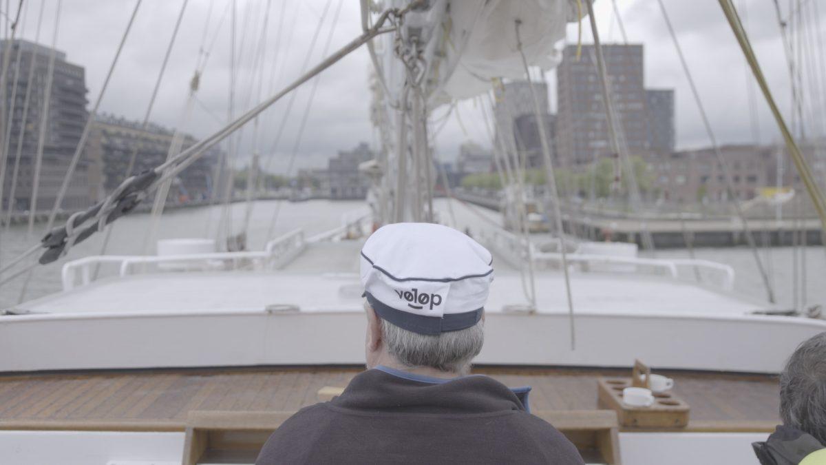 Signcraft Rotterdam zeilshop Eendracht Volop sponsor
